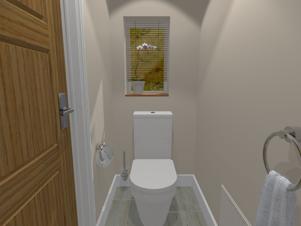 Oxshott Village Ceramics Cloakroom Designs 2