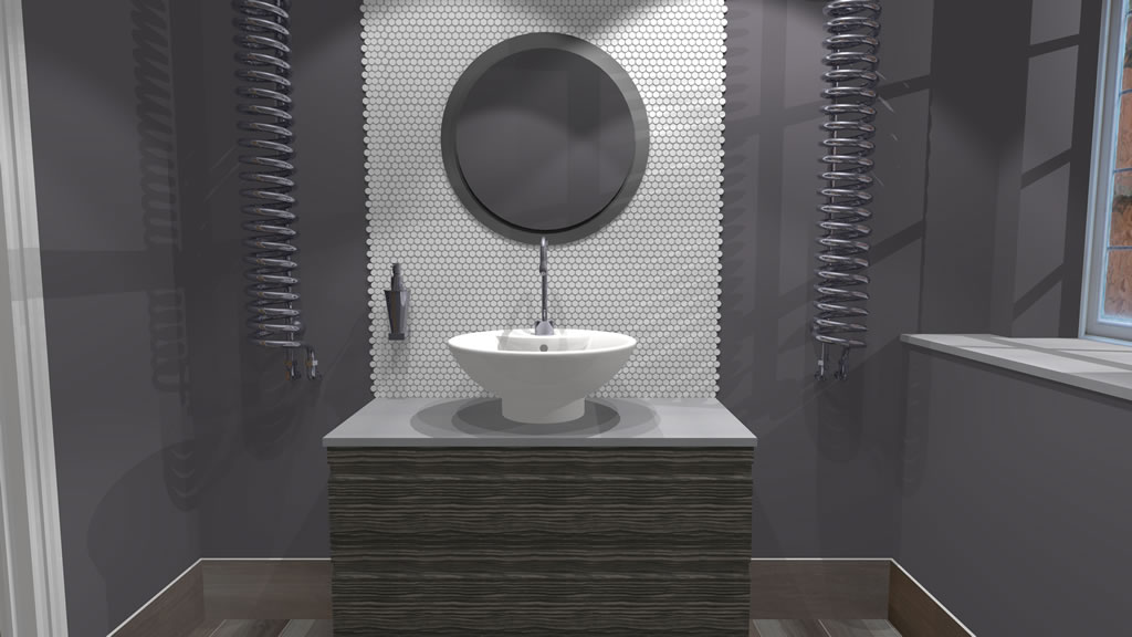 Country bathroom shower ideas - Cloak Room Designs Shower Room Designs Bathroom With Seperate Shower