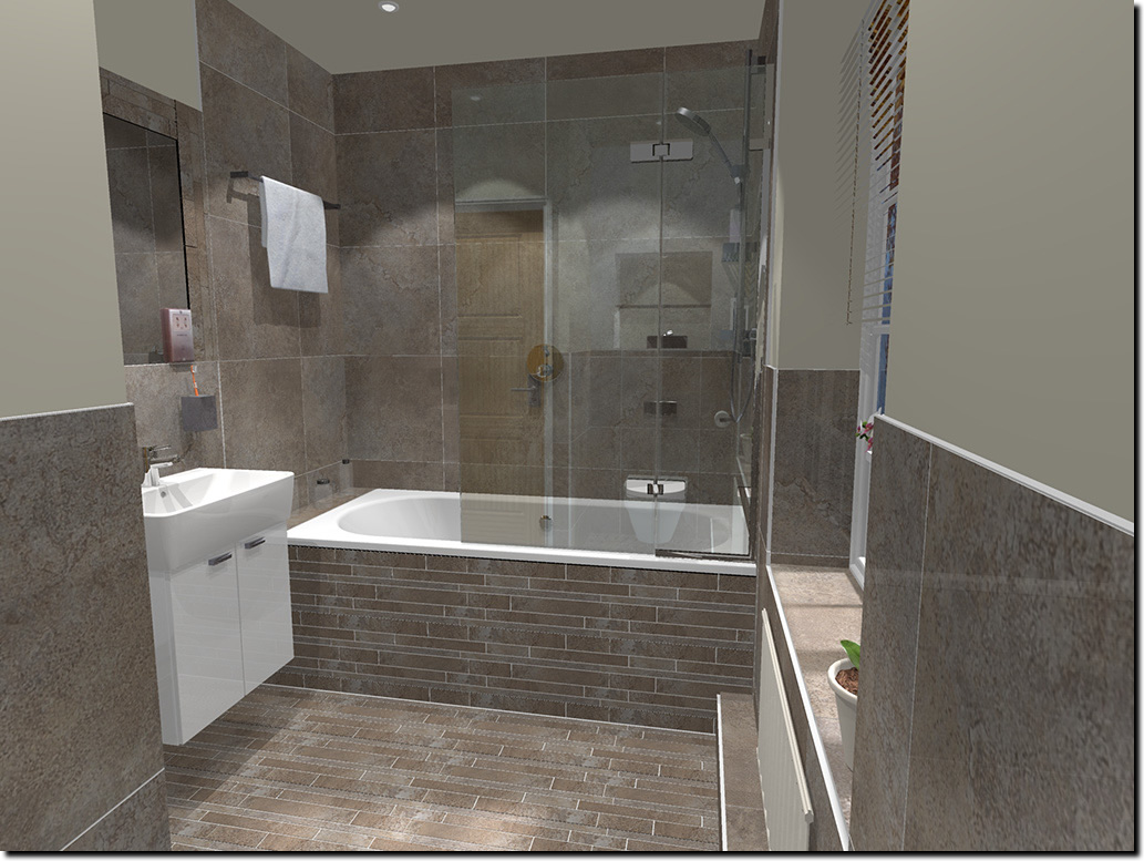 Oxshott Village Ceramics Bathroom Designs 2